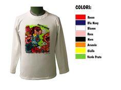 Segui le storie di GATTO BOND che trovi sulle varie t-shirt di CoccoBABY, (Illustrazioni di DENNI NERI)... http://www.coccobaby.com/prodotto/articoli-bimbo/maglie-anallergiche/966/t-shirt-paricollo-ml-gatto-bond-la-minestra-scotta