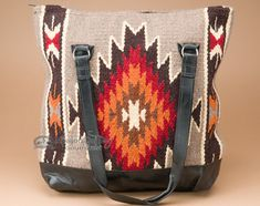 Hand Woven Western Zapotec Wool Purse (p476)