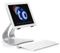 Stabile PRO Pivoting iPad Stand