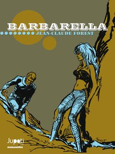 Barbarella - Jean-Claude Forest