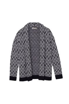 CHEVRON OPEN CARDI - Olive + Oak Fall 2014 available now!
