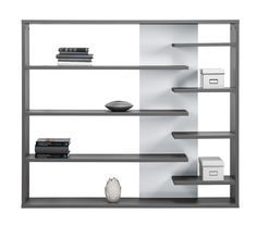 --- ONLY £160 INC.VAT --- ** FREE DELIVERY !! ** Bookcase - Grey effect, the best way to show off and store children's favourite things.     Dimensions(cm): W:160 cm x H:140 cm  x D:30 cm  Easy to self-assemble Flat packet Warranty 24 months.