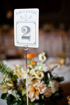 Table Number 20's theme