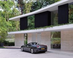 Villa L byPowerhouse Company and RAU Location:Utrecht, The Netherlands Photo courtesy:Christian van der Kooy Description: Powerhouse Company, in close collaboration withRAU, recently completed Villa L. Designed to fulfill the desires and needs of a young family, Villa L is set in the woods of central Netherlands, fully oriented towards the sun and the views on