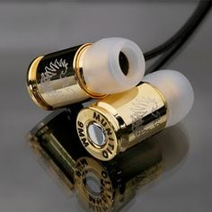 9mm Bullet Ear buds