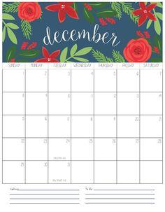 Kalender 2019 zum ausdrucken für kinder - Tipss und Vorlagen December Month Calendar, Calendar 2019 Monthly, Monthly Calendars, Days And Months, Calendar Design, Relief Society, Christmas Design, Creative Crafts, Printable Calender