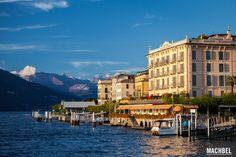 Hoteles de Bellagio Lago de Como Lombardía Italia by machbel