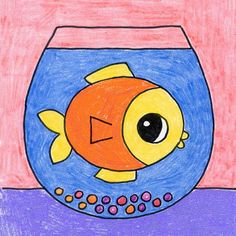 Kids Discover Gallery · Art Projects for Kids Drawing Pictures For Kids, Scenery Drawing For Kids, Drawing Lessons For Kids, Easy Drawings For Kids, Cool Art Drawings, Painting For Kids, Art For Kids, Kid Drawings, Easy Pictures To Draw