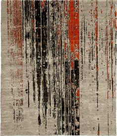 World Rugs | Tibetan Rugs 1 | Capella E Hand Knotted Tibetan Rug
