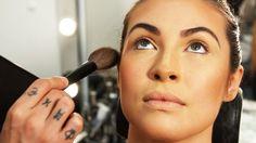 Maquiagem contorno (Foto: EGO)