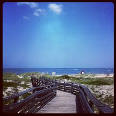 Amelia Island, FL [though I have fave beach access points that are fairly secluded :-) ] Wonderful Places, Great Places, Places To See, Amelia Island Florida, Coral Castle, Another Day In Paradise, Fernandina Beach, Vacation Spots, Beautiful Beaches