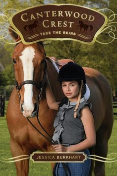 Take the Reins (Canterwood Crest, #1) (read) - this series is fun for young readers who love horses.  If you are looking for something a little less clique centric, the series by Joanna Campbell is a good horse alternative.