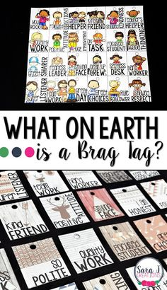 What are brag tags you ask?  See some FAQs about brag tags and my answers to help you get started at implementing this behavior management system.  Get tips for how to use them, storage ideas and different types to use in the classroom.