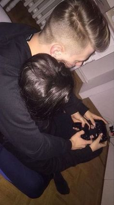 """Labels: Are labels overated? - LoveIsConfusing,Cuddling // Gaming """"Not any, otro estúpido jue. - Informationen zu Labels: Are labels overated? – LoveIsConfusing,Cuddling // Gaming """"Not any, ot - Cute Couples Texts, Cute Couples Cuddling, Cute Couples Goals, Couple Cuddling, Cute Couple Sleeping, Relationship Goals Pictures, Couple Relationship, Cute Relationships, Relationship Videos"""