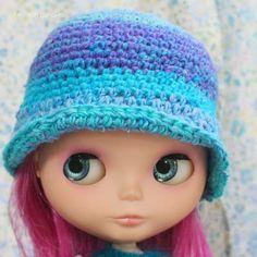 Blythe doll Chapeau Pattern