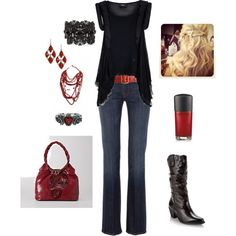 country girl, created by kristen-344