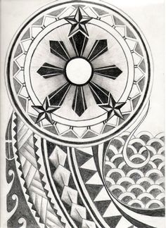 filipino_tribal_tattoo_design_by_carrieannnn-d4ptpzz.jpg (698×960)