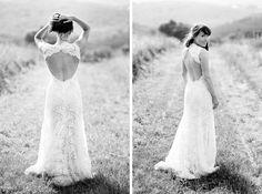 Vintage bruiloft bij Sechery | Bruidsfotografie Mon et Mine