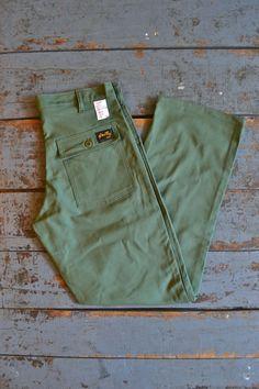 Earl's Apparel // Stan Ray Fatigue Pants