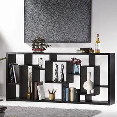 modern bookshelf horizontal - Google Search