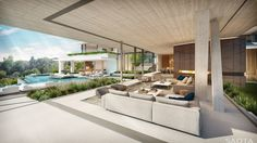 US LAX BELLAGIO - SAOTA Architecture and Design