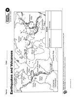 Many Plate Tectonic Worksheets