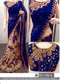 Looking for designer saree it is just INR 1650 RS .Designer saree...PALLU : GEORGETSCUTT : NAYLON MONO NETBLOUSE : BENGLORI SILKINNER : SATINWORK : THREAD & SEQUNCE & FOIL WORK For details of saree please reach out Call 086088 99970