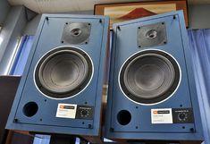 Audiophile Speakers, Bookshelf Speakers, Loudspeaker, Theater, Tube, Electronics, Retro, Music, Vintage