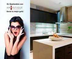 En el mes de Septiembre con Cocinas Artistique darás tu mejor grito...! Quedan pocos días pregunte por nuestras promociones: www.cocinasartistique.com.mx