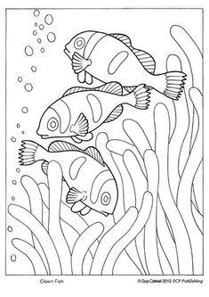 ausmalbilder fische kostenlos ausdrucken | zukünftige projekte