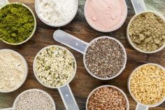 Want the best vegan protein powders? We compare over 50 plant-based protein supplements available today; find the one that best fits your goals. Superfood Supplements, Vegan Protein Powder, Hemp Protein, Organic Protein, Natural Protein, Milk Protein, Protein Foods, Burger Bar, Health Trends