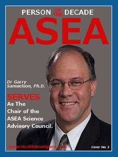 Person of the Decade - Health Boutiques PERSON OF THE DECADE The Science Behind ASEA http://on.fb.me/1a2LDOz
