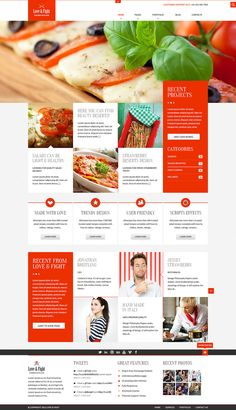 Website design layout. Inspirational UX/UI design samples.  Visit us at: www.sodapopmedia.com #WebDesign #UX #UI #WebPageLayout #DigitalDesign #Web #Website #Design #Layout