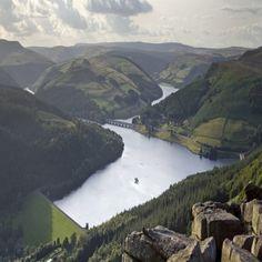 Distrito de Peak, Inglaterra