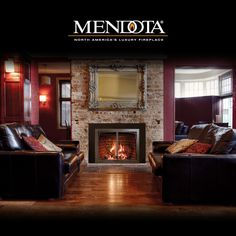 A new fireplace is a gift the entire family can enjoy for generations. Contact a Mendota dealer to learn how easy it can be. Fireplace Fronts, Fireplace Inserts, Gas Insert, Seam Welding, Fireplace Design, Build Your Own, Hearth, Luxury