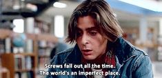 Pin for Later: John Hughes Gives Us a Lesson in Love Don't Expect Someone to Be Perfect