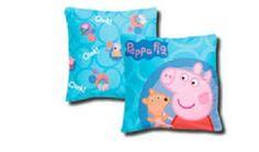 Che ne dite del morbido cuscino Peppa Pig da stringere prima di andare a dormire o da mettere sul letto come decorazione? Un piccolo particolare per dare una tocco di Peppa in cameretta! Solo su http://www.robedacartoon.it/in-cameretta/cuscini/peppa-pig/cuscino-peppa-pig-blu-17706.html