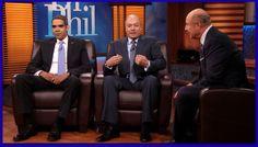 #NTB: LMAO ➡ Putin & Obama Go On Dr. Phil Show ➡ Video
