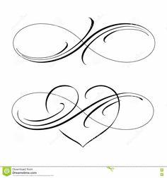 Tatto Ideas – Tattoo ideas and design world Infinity Tattoo Designs, Infinity Tattoos, Heart Tattoo Designs, Infinity Butterfly Tattoo, Sister Tattoos, Friend Tattoos, Symbol Tattoos, Body Art Tattoos, Tatoo Dog