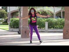 Tarzan boy / Official Zumba Choreo / Zin 62 - YouTube