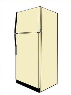 How to Paint a Refrigerator: 6 steps - wikiHow