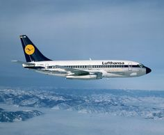 "boeing B737 230ADV ""city jet"""