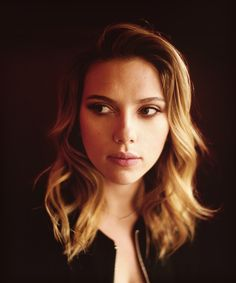 Scarlett Johansson photographed by Damon Winter for 'The New York Times'