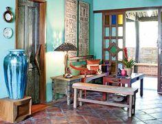 Modern Filipino Nipa Hut House Interior Ma Osa Interiors
