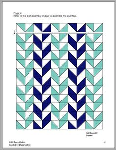 This type of barn quilts is the most inspiring and extraordinary idea Chevron Quilt Pattern, Half Square Triangle Quilts Pattern, Patchwork Quilt Patterns, Modern Quilt Patterns, Quilt Block Patterns, Triangle Quilt Tutorials, Patchwork Bags, Simple Quilt Pattern, Herringbone Quilt Tutorials