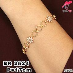 Pin BBM : D5B0B9AB WA/SMS/Telp : 081546577219 bahan dasar tembaga (bukan besi). dilapisi RODHIUM yang biasanya digunakan untuk melapisi emas di toko-toko emas 18k.Permata Zircon, Bisa di sepuh ulang dan anti alergi. Gold Bracelet For Girl, Bridal Bracelet, Gold Bangle Bracelet, Gold Bangles, Hand Jewelry, Jewelry Art, Jewelry Accessories, Gold Jewellery Design, Bead Jewellery