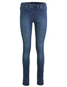 Stretch-Jeans Tammy von Deerberg in blau   Deerberg