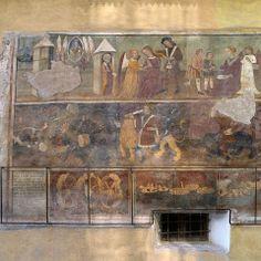 Cappella di Santo Stefano (Giaglione) - Susa