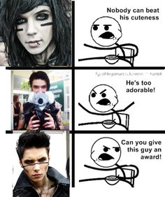 I DIED OF HAPPINESS WHEN I SAW THIS FINALLY CEREAL GUY FINDS SOMEONE VERY HOT!!!!!!!
