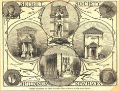 Secret Society Buildings New Haven - Secret society - Wikipedia, the free encyclopedia